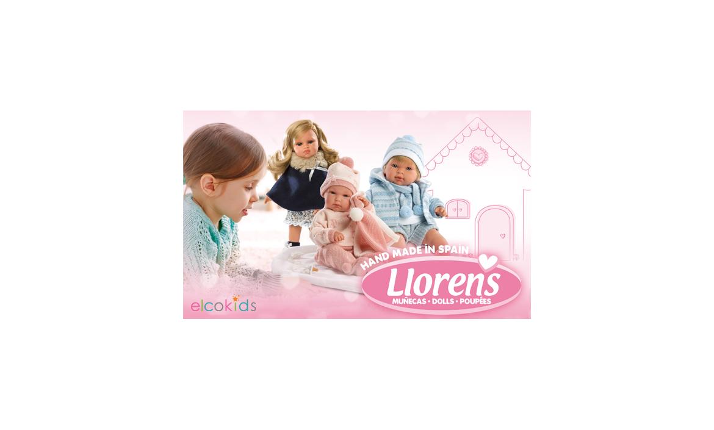 Povestea păpușilor Llorens la Elcokids